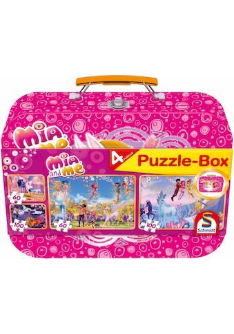 Schmidt Spiele Puzzle »Mia and Me Box« kaufen