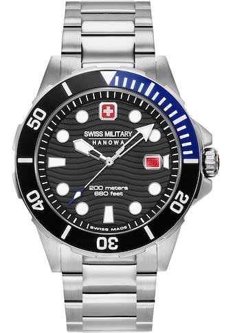 Swiss Military Hanowa Schweizer Uhr »OFFSHORE DIVER, 06-5338.04.007.03« kaufen