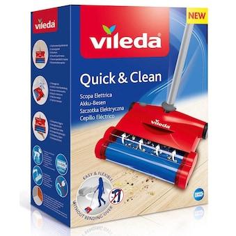 Akkubesen Quick & Clean, Vileda kaufen