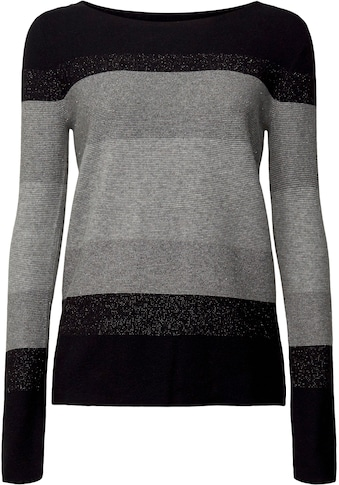 Esprit Collection Strickpullover, mit Glitzer-Streifen und Kaschmir kaufen