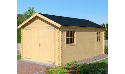 Outdoor Life Products Garage »Dillon«, BxT: 340x580 cm, 202 cm Einfahrthöhe kaufen