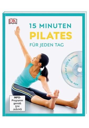 Buch »15 Minuten Pilates für jeden Tag / Alycea Ungaro« kaufen