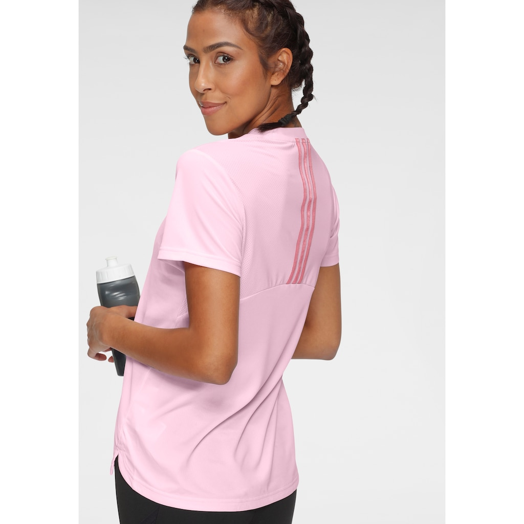 adidas Performance Trainingsshirt »WOMEN 3STRIPES TEE«