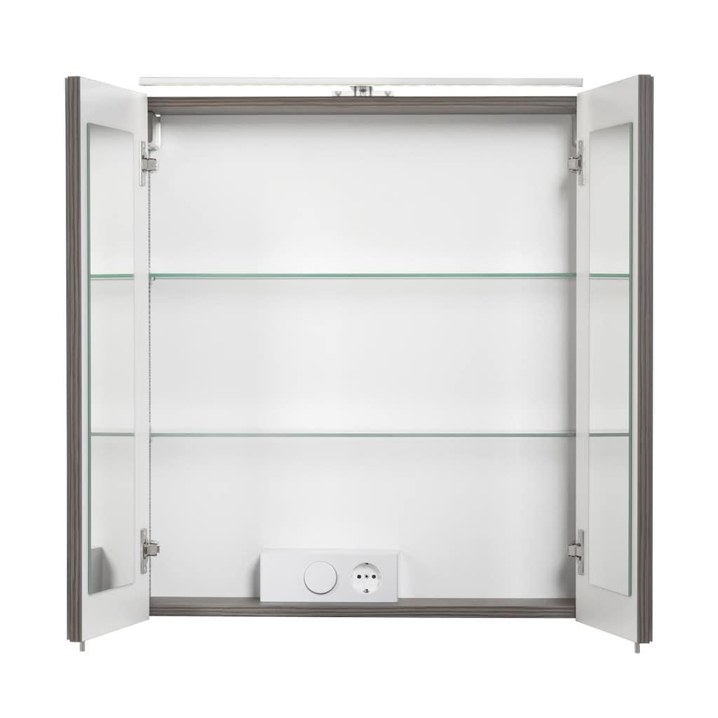 FACKELMANN Spiegelschrank »Lugano«, Breite 60 cm