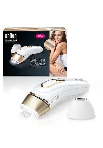 Braun IPL - Haarentferner Silk·Expert Pro 5 PL5137, Anzahl Lichtimpulse: 400000 kaufen