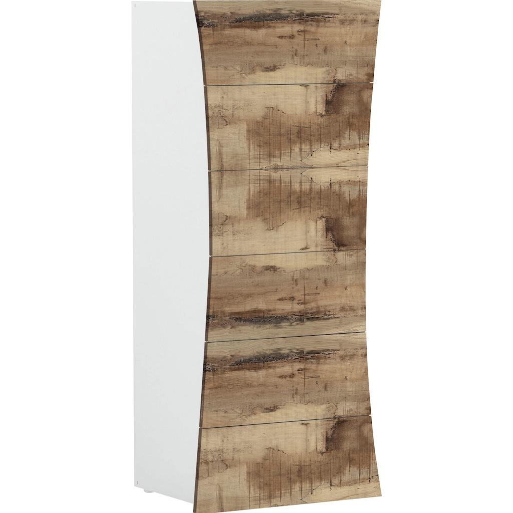 Tecnos Kommode »Arco«, Frontbreite 42-52 cm