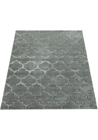Paco Home Teppich »Theresa 391«, rechteckig, 16 mm Höhe, Kurzflor mit 3D-Optik,... kaufen