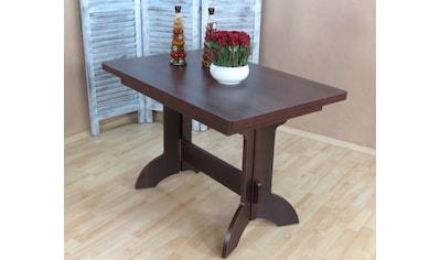 Esstisch »Toledo«, ausziehbar auf 170 cm kaufen
