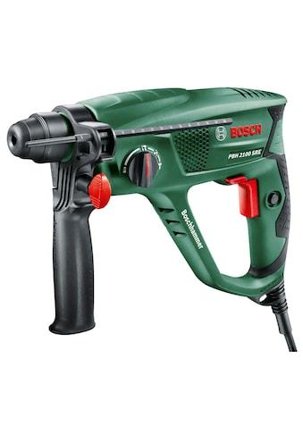 BOSCH Bohrhammer »PBH 2100 SRE« kaufen