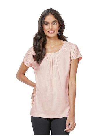 Alessa W. Rundhalsshirt kaufen