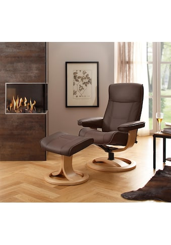 Premium collection by Home affaire Relaxsessel »Stirling« (Set, incl. Hocker) kaufen
