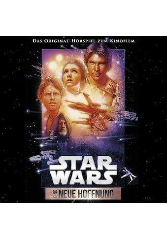 Musik-CD »Star Wars: Eine Neue Hoffnung (Filmhörspiel) / Star Wars« kaufen