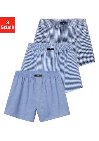 H.I.S Webboxer, aus gewebter Hemden-Qualität kaufen