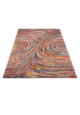 OCI DIE TEPPICHMARKE Hochflor-Teppich »Sixteen Face«, rechteckig, 25 mm Höhe, Wohnzimmer kaufen
