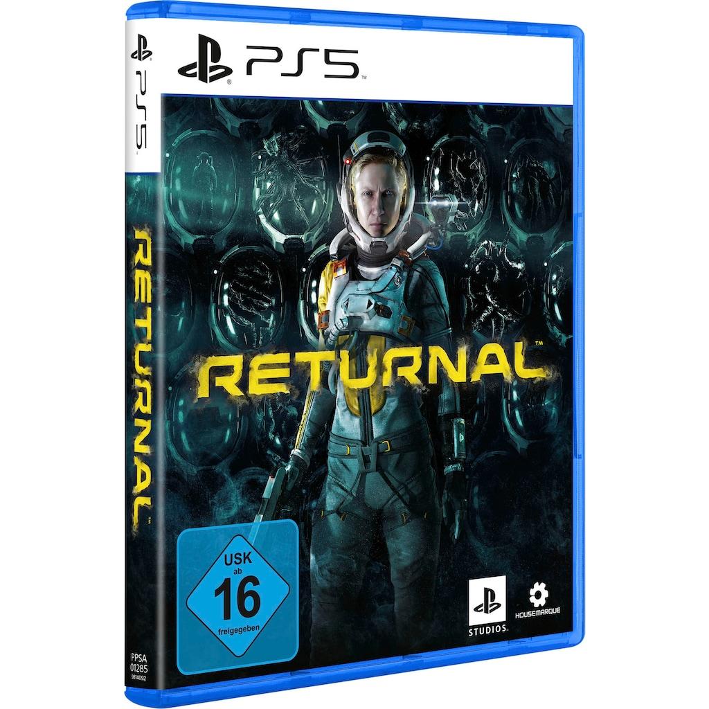 PlayStation 5 Spiel »Returnal«, PlayStation 5