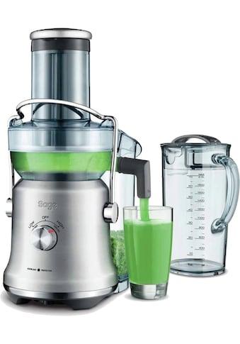 Sage Entsafter the Nutri Juicer Cold XL, SJE830BSS2EEU1, 220 Watt kaufen