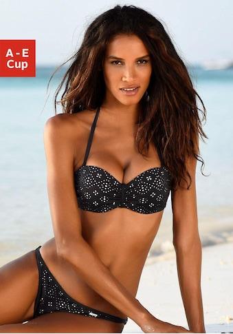 Sunseeker Bügel-Bandeau-Bikini-Top »Femme«, mit Cut Outs kaufen