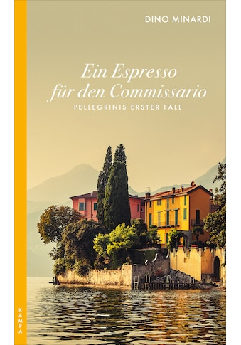 Buch »Ein Espresso für den Commissario / Dino Minardi« kaufen