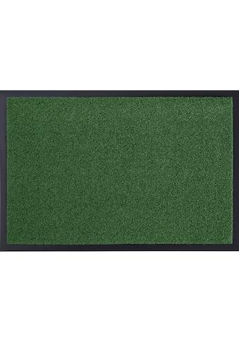 HANSE Home Fußmatte »Garden Brush«, rechteckig, 9 mm Höhe, Fussabstreifer, Fussabtreter, Schmutzfangläufer, Schmutzfangmatte, Schmutzfangteppich, Schmutzmatte, Türmatte, Türvorleger, In- und Outdoor geeignet kaufen