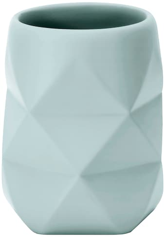 Kleine Wolke Zahnputzbecher »Crackle«, Accessoire Serie in modernen Scandi Farben kaufen