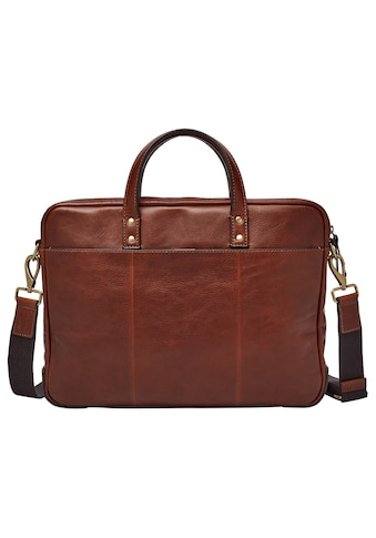 Fossil Messenger Bag »HASKELL«, in praktischer Einteilung kaufen