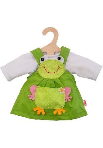 Heless Puppenkleidung »Froschkleid«, (Set, 2 tlg.) kaufen