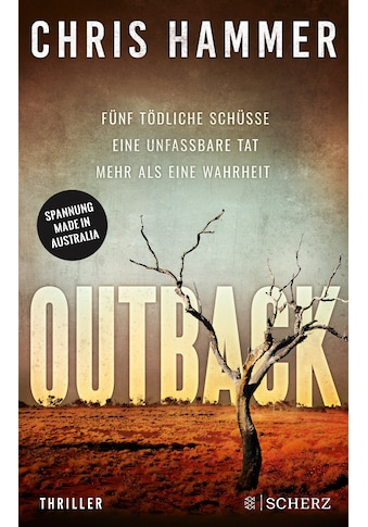 Buch »Outback - Fünf tödliche Schüsse. Eine unfassbare Tat. Mehr als eine Wahrheit /... kaufen