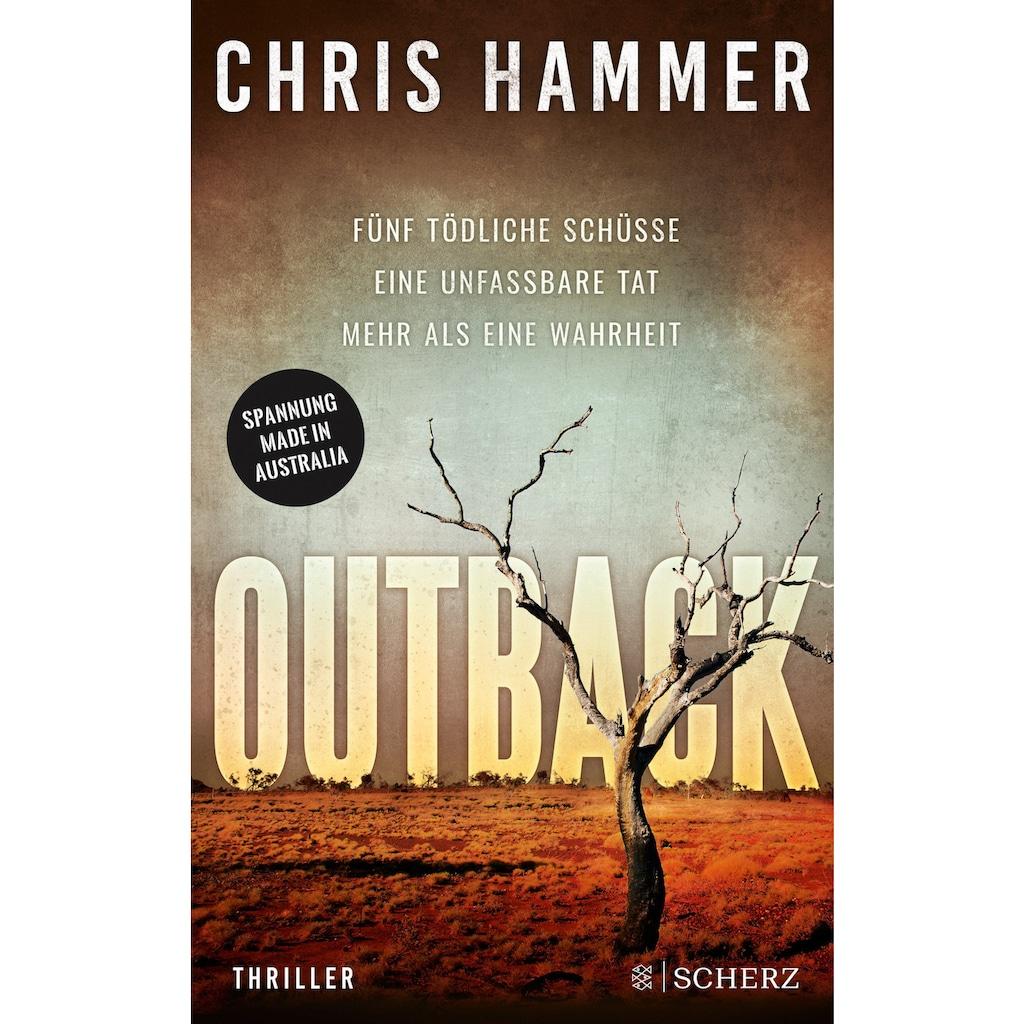 Buch »Outback - Fünf tödliche Schüsse. Eine unfassbare Tat. Mehr als eine Wahrheit / Chris Hammer, Rainer Schmidt«