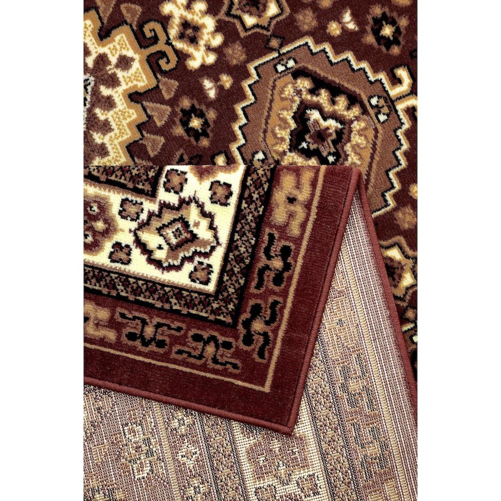 my home Teppich »Diantha«, rechteckig, 9 mm Höhe, Orient - Dekor, Wohnzimmer