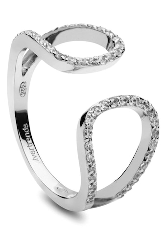 NANA KAY Silberring »Silver Edge, ST1259« kaufen