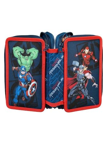 "Scooli Schreibgeräteetui ""Triple Decker, Avengers"" kaufen"