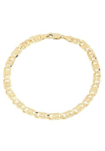 Firetti Goldarmband »Achter-Rebhuhn-Plättchenkettengliederung, 5,5 mm breit, 6-fach... kaufen