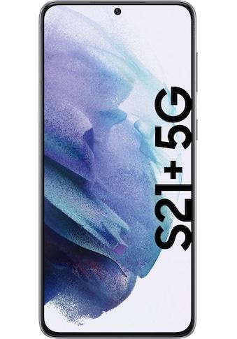 """Samsung Smartphone »Galaxy S21+ 5G«, (16,95 cm/6,7 """", 128 GB, 12 MP Kamera), 3 Jahre... kaufen"""