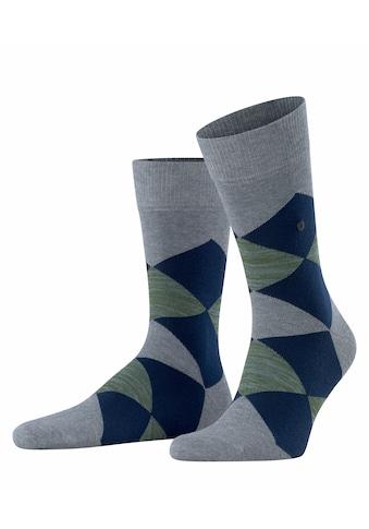 Burlington Socken »Black Clyde«, (1 Paar), mit hochwertiger Baumwolle kaufen