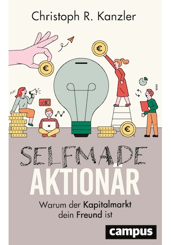 Buch »Selfmade-Aktionär / Christoph R. Kanzler« kaufen