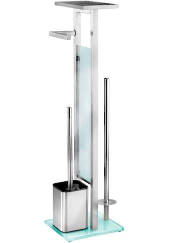 WENKO WC-Garnitur »Debar«, Stand WC-Garnitur kaufen