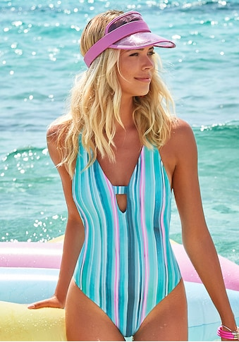 Venice Beach Badeanzug, mit geraden Trägern kaufen