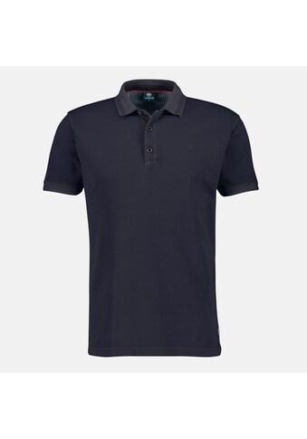 LERROS Poloshirt »in Großen Größen«, unifarben, in feiner Piquéqualität kaufen