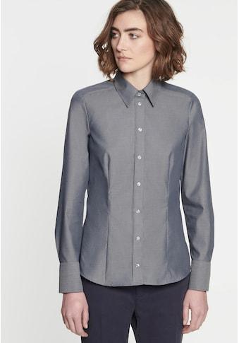 seidensticker Klassische Bluse, mit langen Ärmeln kaufen