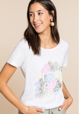 bianca Print-Shirt »ISA«, mit tollem Frontmotiv Tropic kaufen