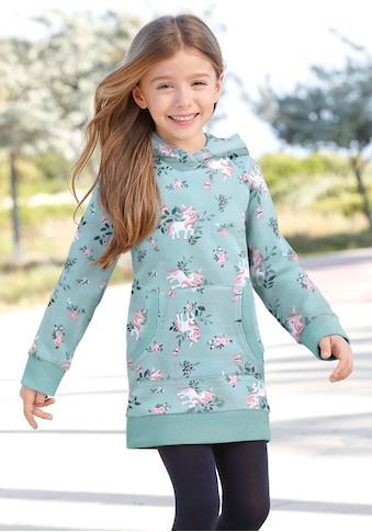 KIDSWORLD Sweatkleid »Einhorn« kaufen