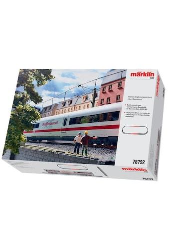 Märklin Personenwagen »Ergänzungsset BordRestaurant ICE 2, Wechselstrom - 78792« kaufen