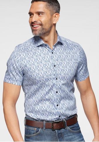 OLYMP Businesshemd »Level Five body fit«, gemustert kaufen