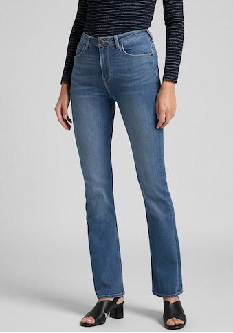 Lee® 5-Pocket-Jeans »Breese«, mit leichter Waschung kaufen