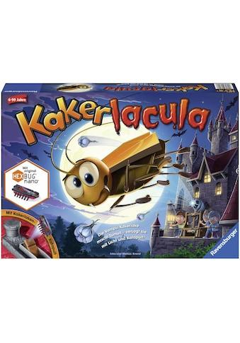 Ravensburger Spiel »Kakerlacula«, mit elektronischer Kakerlake; Made in Europe, FSC® - schützt Wald - weltweit kaufen