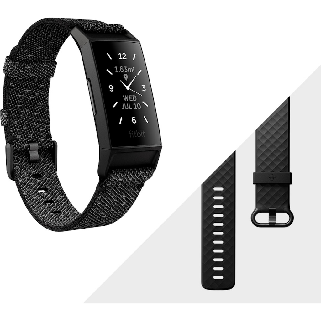 "fitbit Smartwatch »Charge 4« (3,92 cm/1,54 "", FitbitOS5"