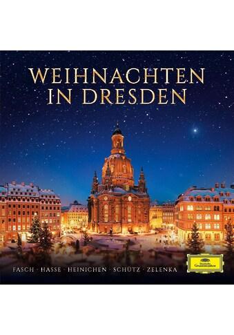 Musik-CD »Weihnachten In Dresden / Goebel/Musica Antiqua Koel« kaufen