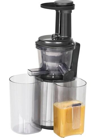 ProfiCook Slow Juicer PC - SJ 1141, 150 Watt kaufen