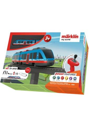 Märklin Modelleisenbahn-Set »Märklin my world - Airport Express Hochbahn - 29307«, für... kaufen
