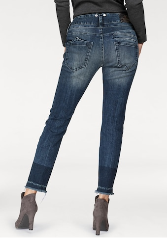 Herrlicher Mom - Jeans »PITCH MOM CROPPED« kaufen
